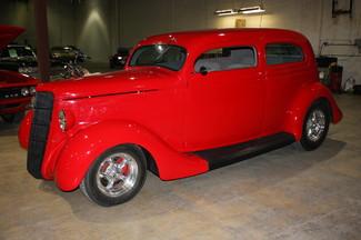 1935 Ford Slantback Sedan Newberg, Oregon 35