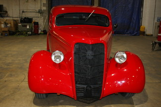 1935 Ford Slantback Sedan Newberg, Oregon 36