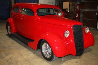 1935 Ford Slantback Sedan Newberg, Oregon 37