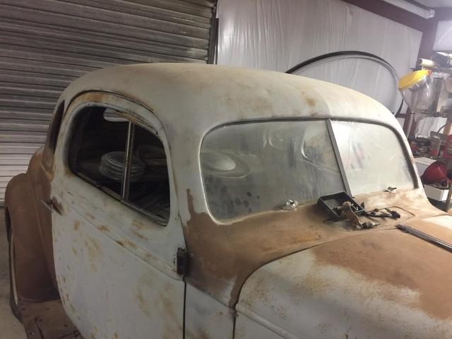 1936 Chevrolet 2 DOOR PROJECT RedLineMuscleCars.com, Oklahoma 8