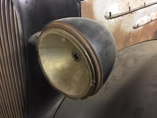 1936 Chevrolet 2 DOOR PROJECT RedLineMuscleCars.com, Oklahoma 12