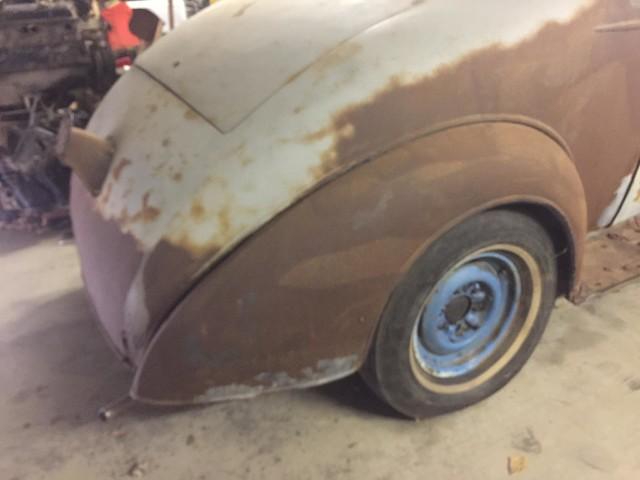 1936 Chevrolet 2 DOOR PROJECT RedLineMuscleCars.com, Oklahoma 14