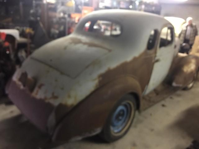 1936 Chevrolet 2 DOOR PROJECT RedLineMuscleCars.com, Oklahoma 15