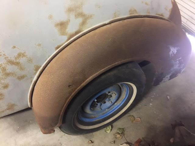 1936 Chevrolet 2 DOOR PROJECT RedLineMuscleCars.com, Oklahoma 18
