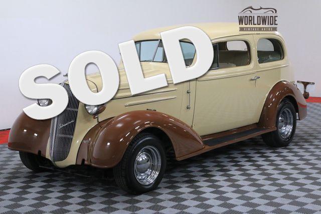 1936 Chevrolet MASTER DELUXE STREET ROD V8 AUTOMATIC | Denver, Colorado | Worldwide Vintage Autos
