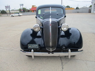 1936 Chevy Standard - Minnesota Showroom Newberg, Oregon 1
