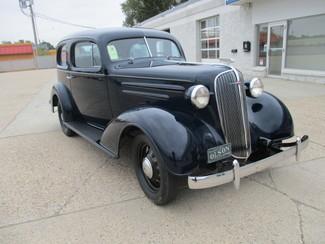 1936 Chevy Standard - Minnesota Showroom Newberg, Oregon 2