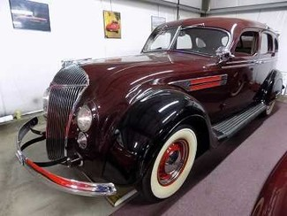 1936 Chrysler Airflow C-9 Sedan - Utah Showroom Newberg, Oregon