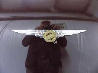 1936 Chrysler Airflow C-9 Sedan - Utah Showroom Newberg, Oregon 3