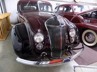 1936 Chrysler Airflow C-9 Sedan - Utah Showroom Newberg, Oregon 6