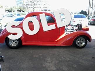 1936 Dodge 5 Window Coupe  Steel  Body Restro Mod San Antonio, Texas