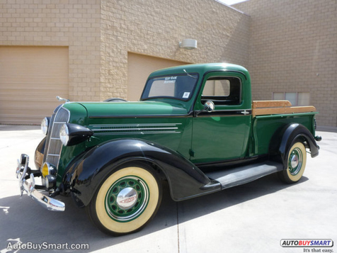 1936 Dodge Pickup 1/2 Ton Short Box in Las Vegas, NV