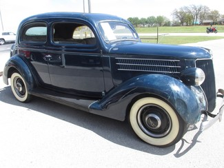 1936 Ford 2 DOOR SEDAN Blanchard, Oklahoma 2