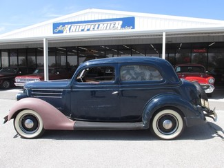 1936 Ford 2 DOOR SEDAN Blanchard, Oklahoma 4