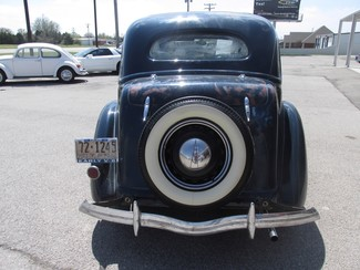 1936 Ford 2 DOOR SEDAN Blanchard, Oklahoma 7