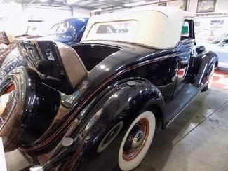 1936 Ford Cabriolet Conv - Utah Showroom Newberg, Oregon 2