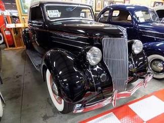 1936 Ford Cabriolet Conv - Utah Showroom Newberg, Oregon 6