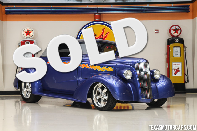 1937 Chevrolet Roadster Beautiful 1937 Chevrolet Pictures speak for themselves Call Brian Spagno