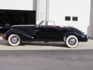 1937 Cord 812 - Utah Showroom Newberg, Oregon 1