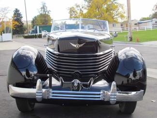 1937 Cord 812 - Utah Showroom Newberg, Oregon 4