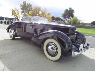 1937 Cord 812 - Utah Showroom Newberg, Oregon 5