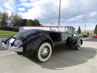 1937 Cord 812 - Utah Showroom Newberg, Oregon 7