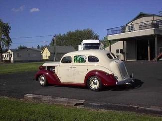 1937 Desoto 4 DR Newberg, Oregon 1