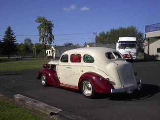 1937 Desoto 4 DR Newberg, Oregon 2
