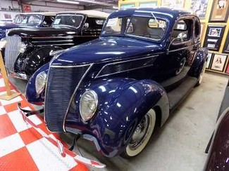 1937 Ford Coupe - Utah Showroom Newberg, Oregon