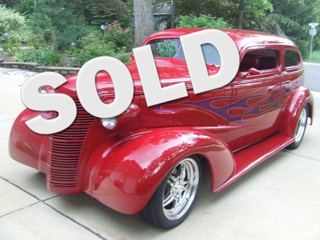 1938 Chevrolet Master Deluxe  | Mokena, Illinois | Classic Cars America LLC in Mokena Illinois
