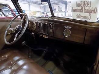 1938 Ford 2Dr Conv - Utah Showroom Newberg, Oregon 11