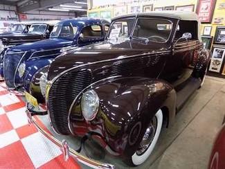 1938 Ford 2Dr Conv - Utah Showroom Newberg, Oregon 2
