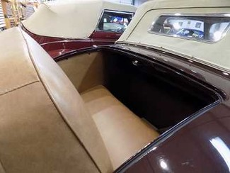 1938 Ford 2Dr Conv - Utah Showroom Newberg, Oregon 7