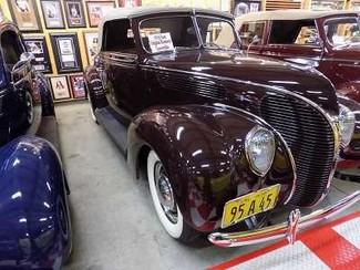 1938 Ford 2Dr Conv - Utah Showroom Newberg, Oregon 8