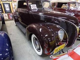 1938 Ford 2Dr Conv - Utah Showroom Newberg, Oregon 9