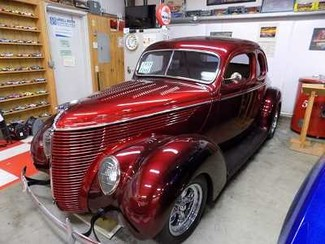1938 Ford 2Dr Coupe - Utah Showroom Newberg, Oregon