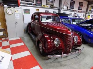 1938 Ford 2Dr Coupe - Utah Showroom Newberg, Oregon 3