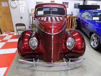 1938 Ford 2Dr Coupe - Utah Showroom Newberg, Oregon 4