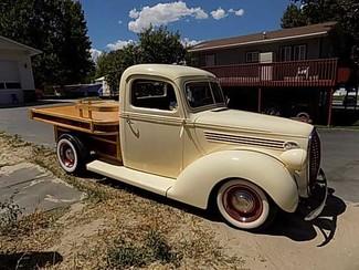 1938 Ford PICKUP - Utah Showroom Newberg, Oregon 39