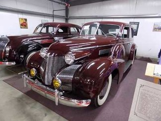 1939 Cadillac 6119 Sedan - Utah Showroom Newberg, Oregon