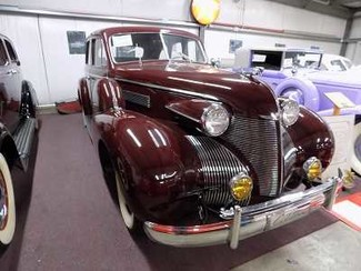 1939 Cadillac 6119 Sedan - Utah Showroom Newberg, Oregon 5