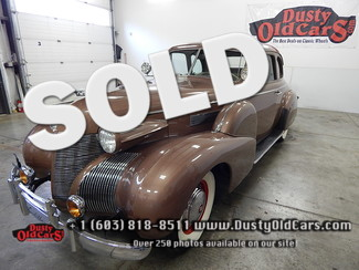 1939 Cadillac Coupe Excel Cond Overall 346 V8 Highly Optioned Derry, NH