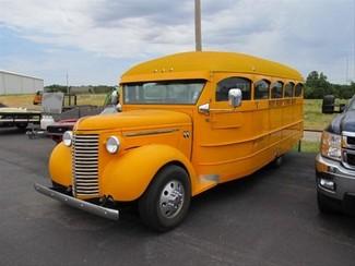 1939 Chevrolet Bus Blanchard, Oklahoma