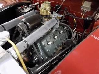 1939 Ford Deluxe 4Dr Conv - Utah Showroom Newberg, Oregon 12