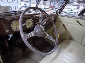 1939 Ford Deluxe 4Dr Conv - Utah Showroom Newberg, Oregon 15