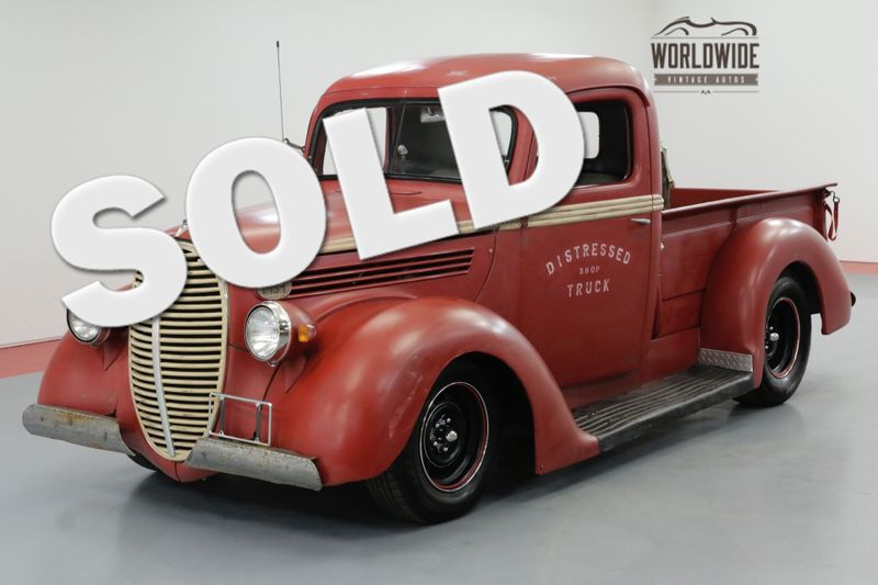 1939 Ford F100 RAT ROD STREET ROD V8 AUTO POWER DISC   Denver, CO   Worldwide Vintage Autos