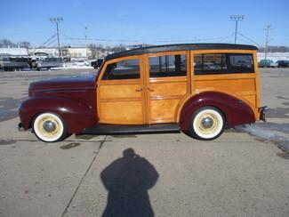 1939 Ford Woody - Minnesota Showroom Newberg, Oregon 7