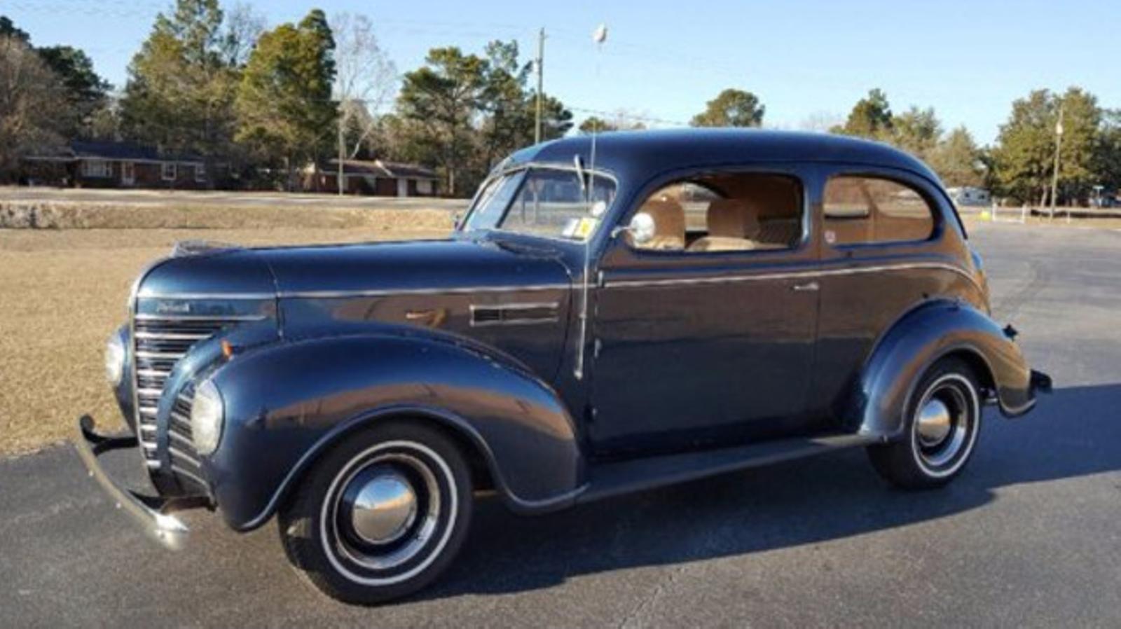 1939 plymouth p8 deluxe 2 door touring sedan for 1939 plymouth sedan 4 door