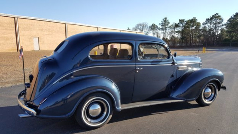 1939 Plymouth P8 DELUXE 2-DOOR TOURING SEDAN  in Hope Mills, NC