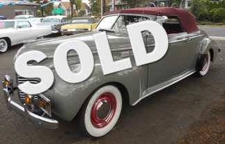1940 Buick Super Eight Convertible Newberg, Oregon